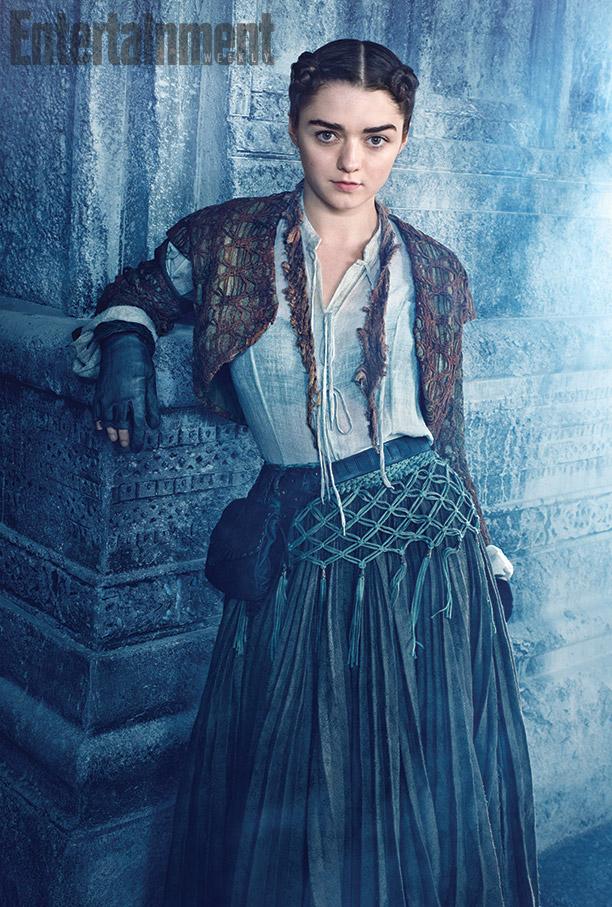 Arya Stark Makeover