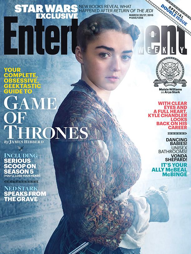 Arya's Cover