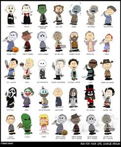 Charlie Brown Horror