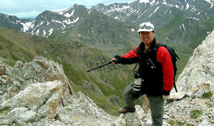Conservationist Li