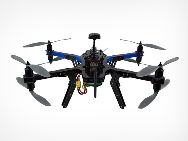 Limitless Drone