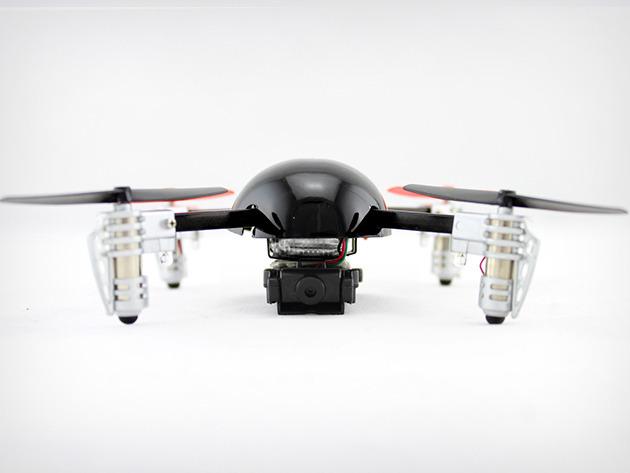 Extreme Microdrone