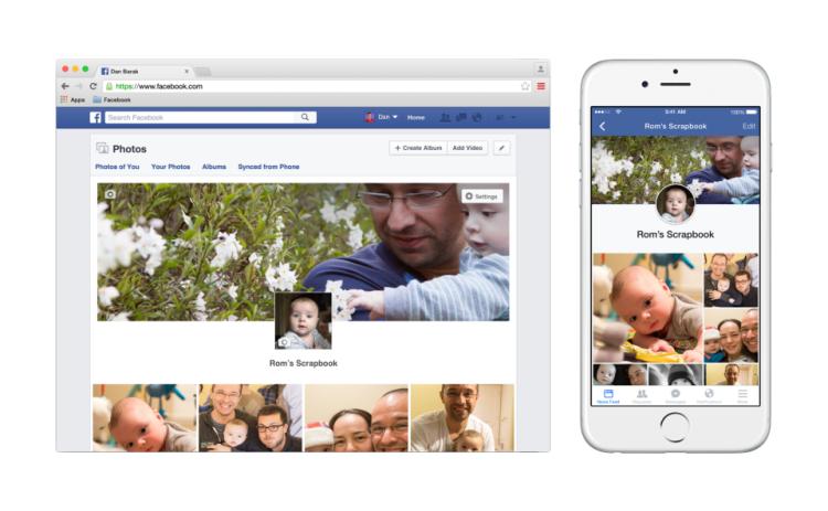 Facebook Scrapbook 3