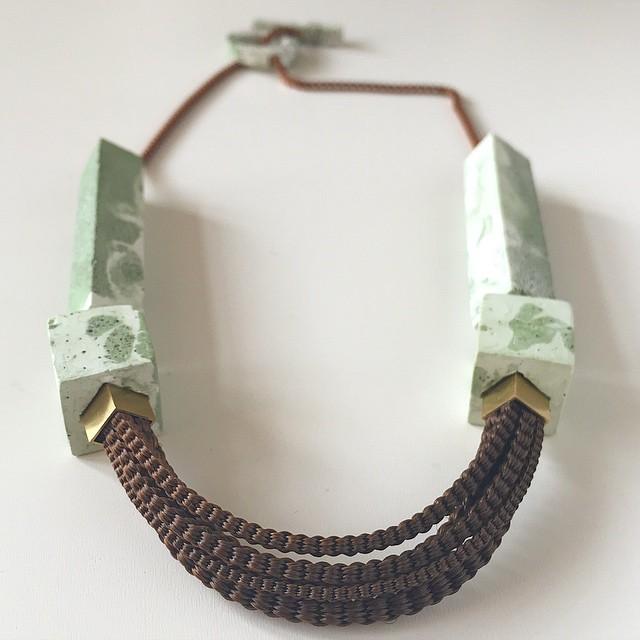 Green Beads 2