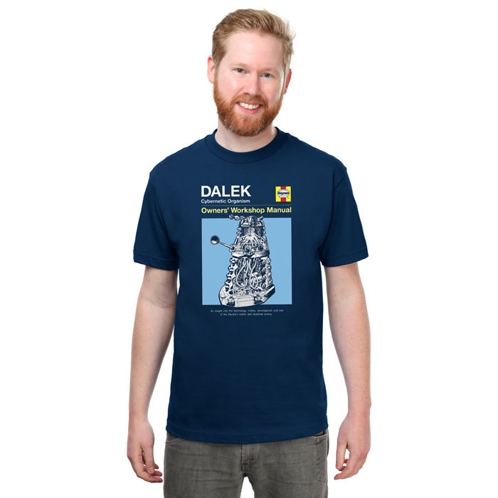 Haynes Guide to Dalek