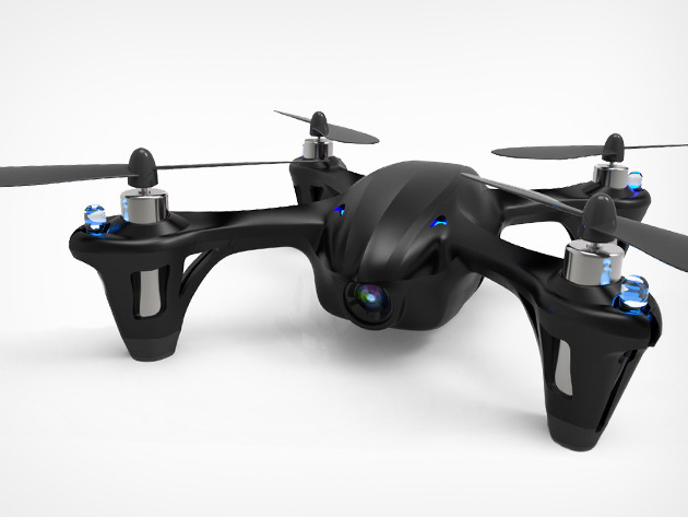 Limited-Edition 'Code Black' HD-Camera Drone