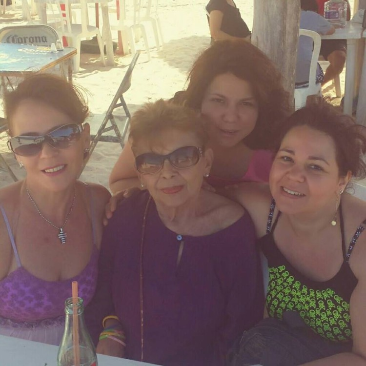 Margarita and Family