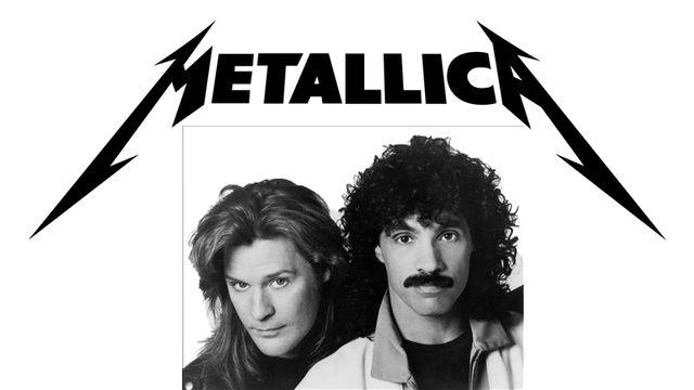 Metallica Hall and Oates