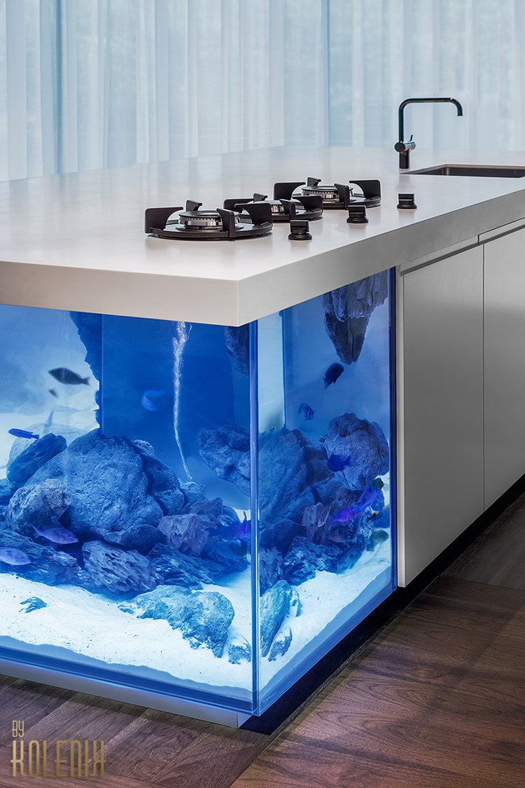Ocean Kitchen by Robert Kolenik