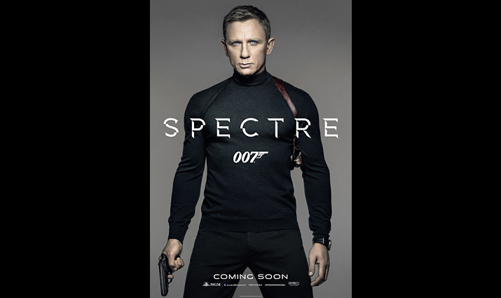 James Bond Seeks to Uncover a Closely Guarded Secret in the First Teaser Trailer for 'SPECTRE'
