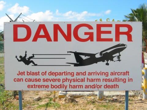 Jet Warning