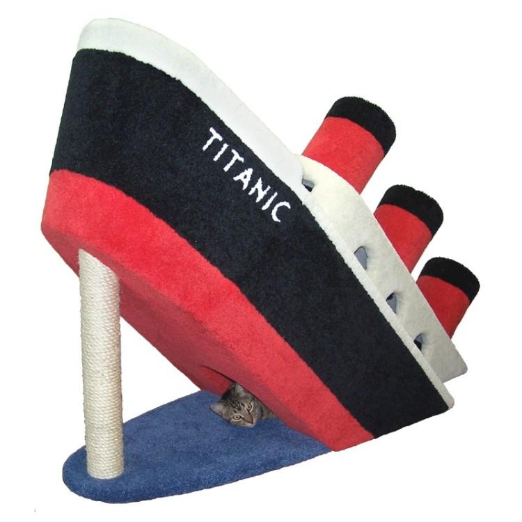 Sinking Titanic Condo 1
