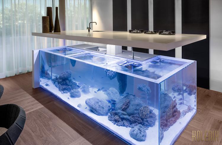 Ocean Kitchen by Robert Kolenik