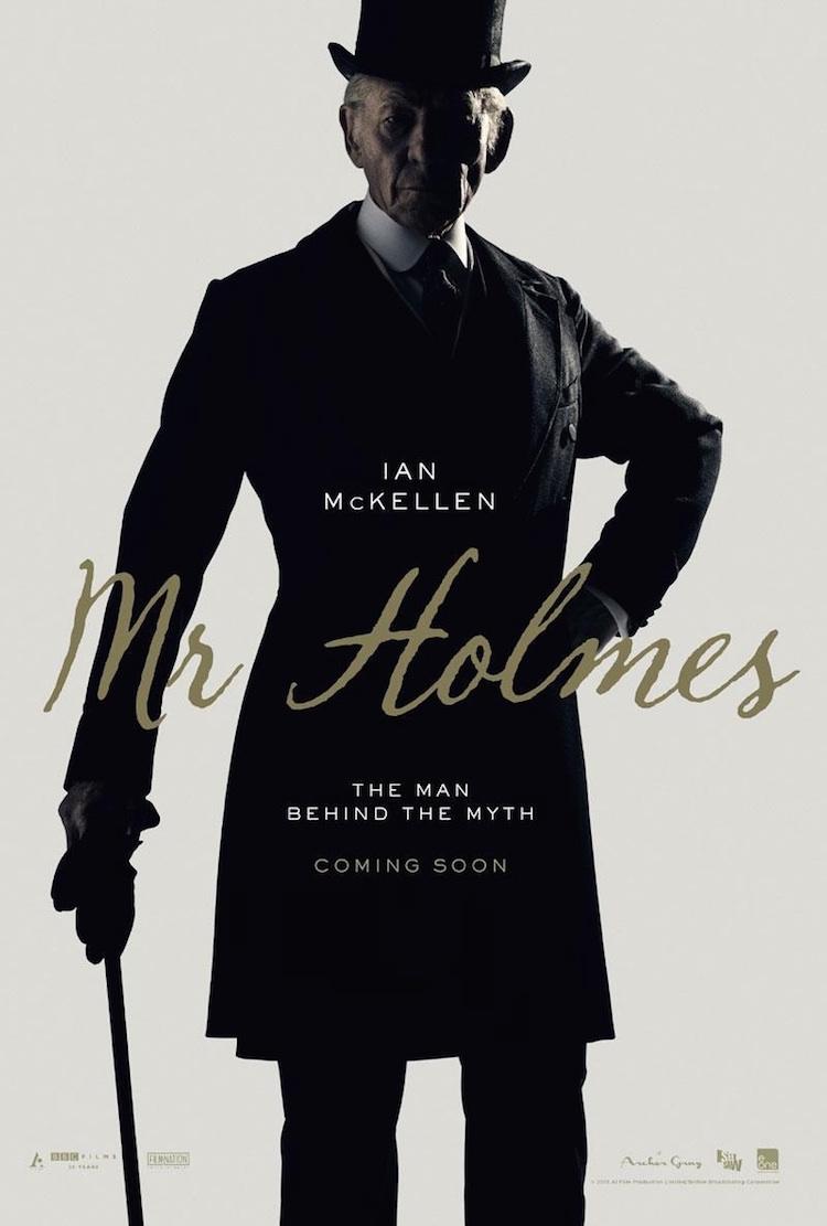 'Mr. Holmes', Sir Ian McKellen Portrays an Elder Sherlock Holmes at Work on His Last Case in Upcoming Film