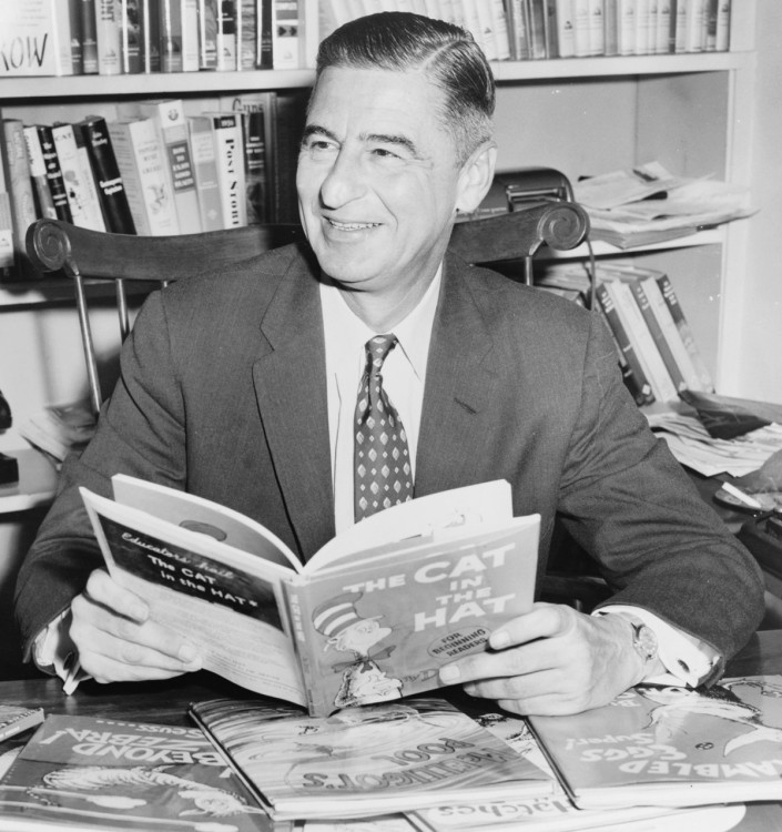 Ted Geisel Dr. Seuss
