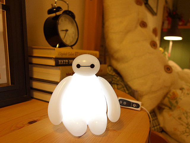 Big Hero 6 Baymax LED Lamp