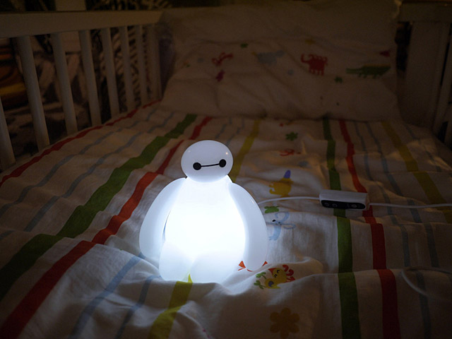 Big Hero 6 Baymax LED Lamp