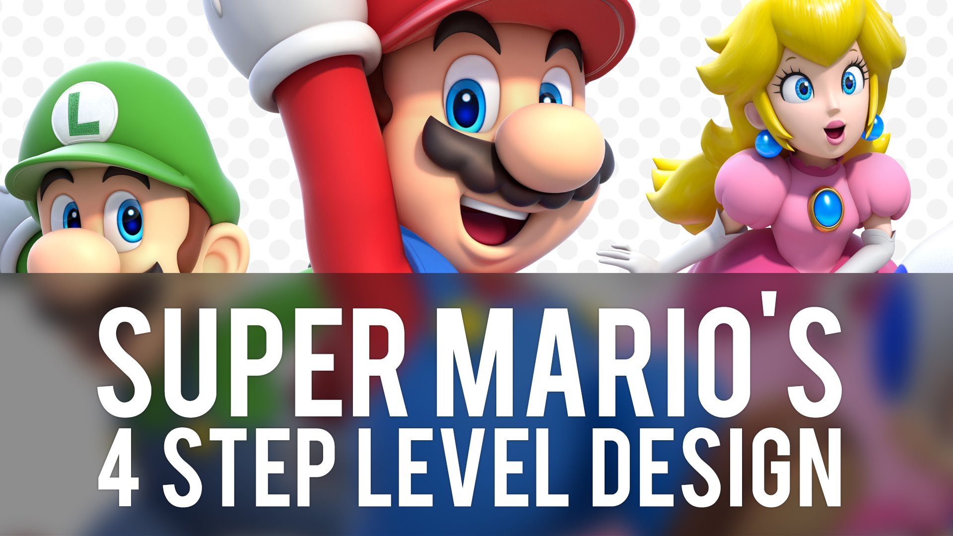 A Detailed Look at the Video Game Level Design in 'Super Mario 3D World'