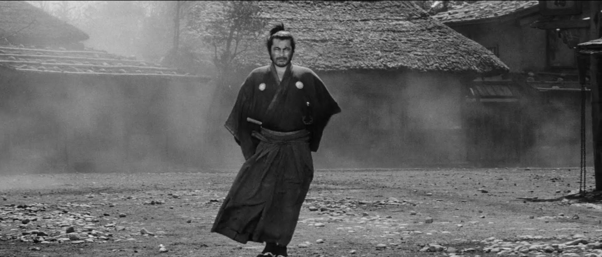 An Examination of the Roles of Various Kinds of On-Screen Motion in the Films of Akira Kurosawa