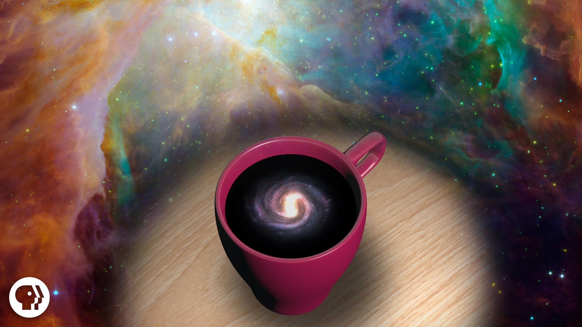 An Explanation of the True 'Cosmic Latte' Color of the Universe