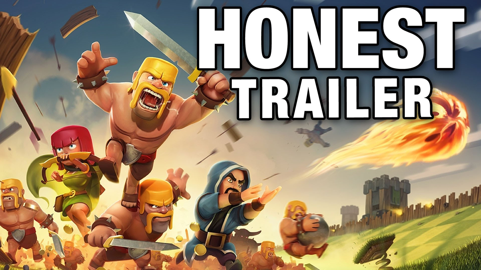 An Honest Trailer for the Mobile MMO Strategy Video Game
