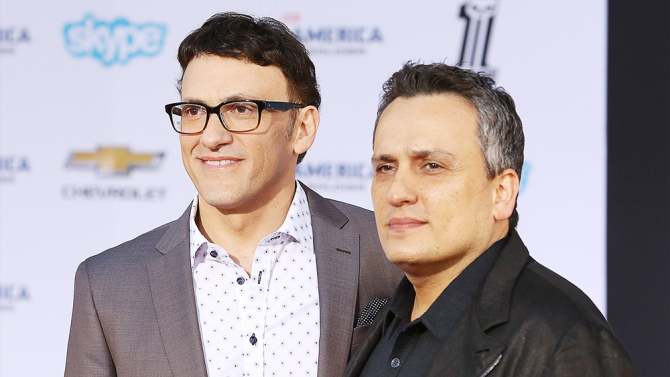 Anthony and Joe Russo by Michael Tran for FilmMagic