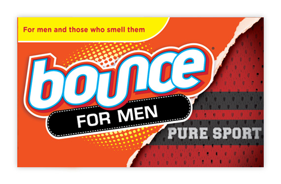 Bounce for men