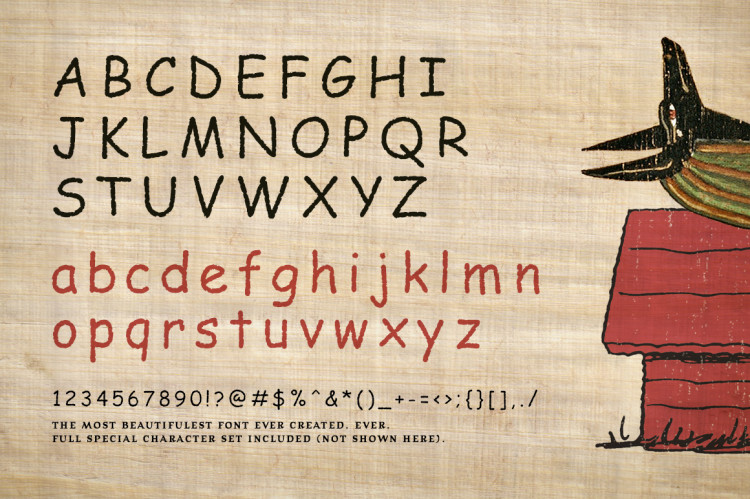 Comic Papyrus full