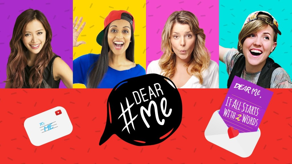 'Dear Me', Female YouTube Celebrities Share What They Would Tell Their Younger Selves if They Could Go Back in Time