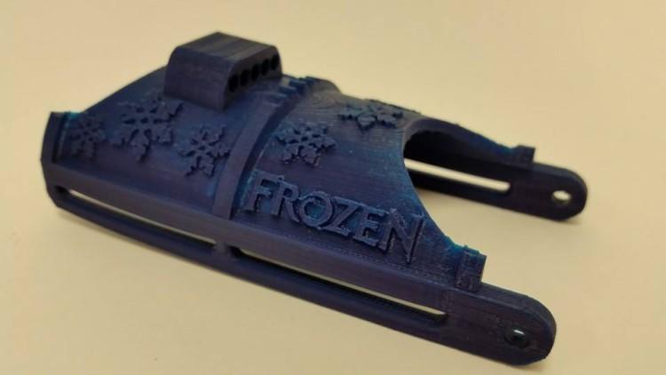 frozen robotic hand 3
