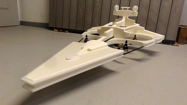 RC Imperial Star Destroyer