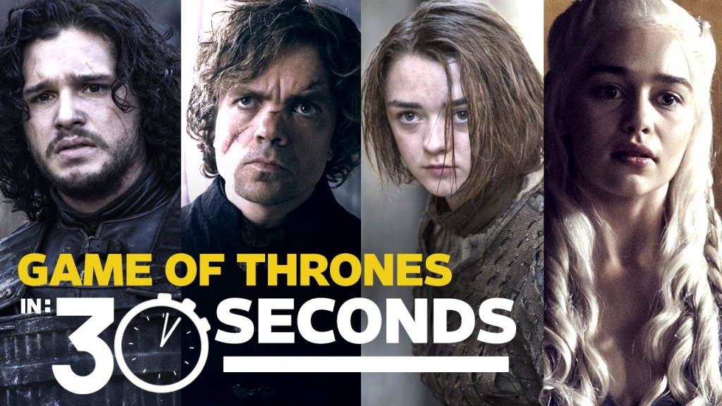 'Game of Thrones' Cast Members Sum Up the First Four ...Game Of Thrones Cast Season 4 Cast