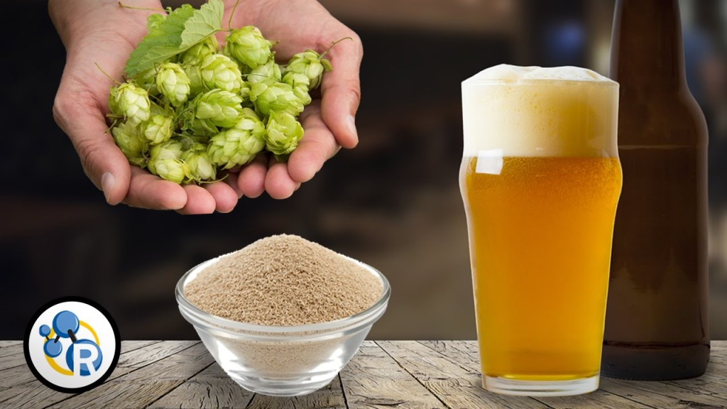 How the Chemistry of the Craft Beer Brewing Process Differs From Larger Commercial Brands