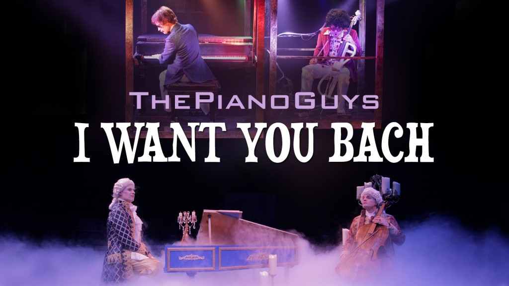 'I Want You Bach', A Brilliant Visual and Musical Mashup That Combines The Jackson 5 with Several Bach Selections
