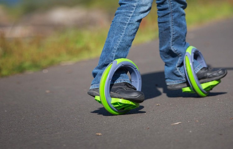 Orbitwheel Single Wheel Skates
