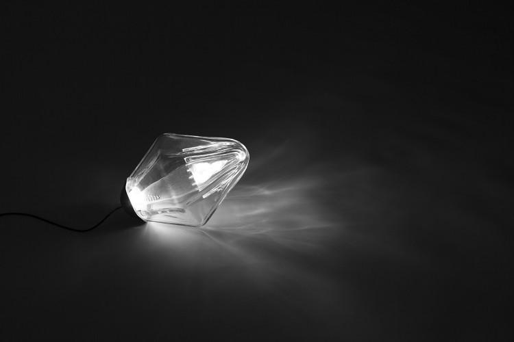 Mercure Tilting Lamp by Lucie le Guen