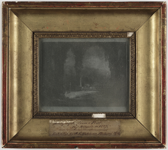 The Oldest Photograph