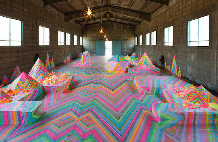 pip and pop color installations