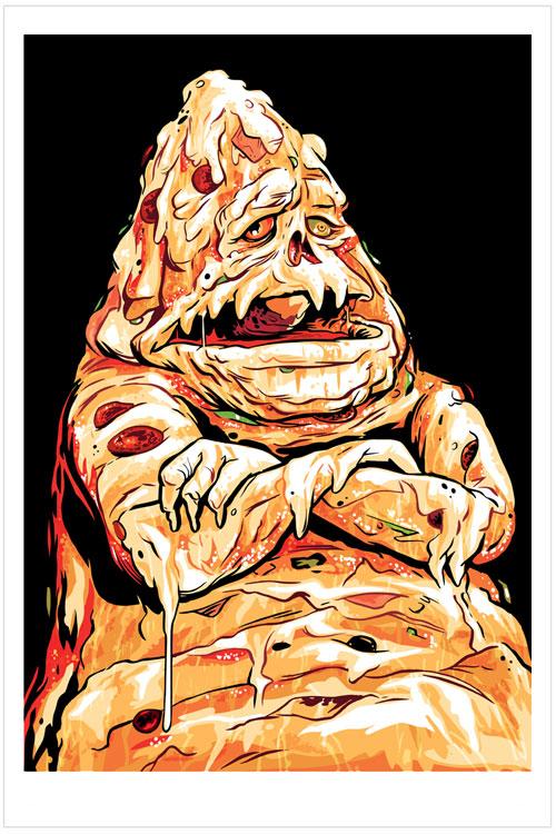 Pizza the Hutt
