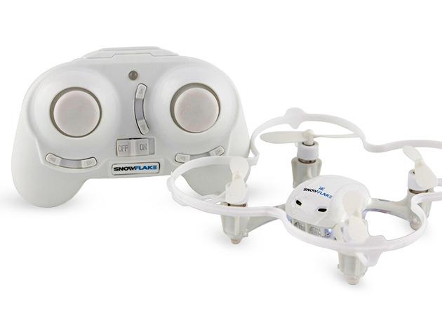 Snowflake Drone