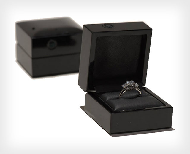 Ring Cam Marriage Proposal Camera