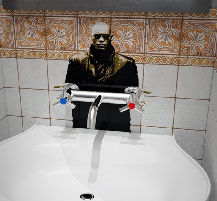 Morpheus Sink