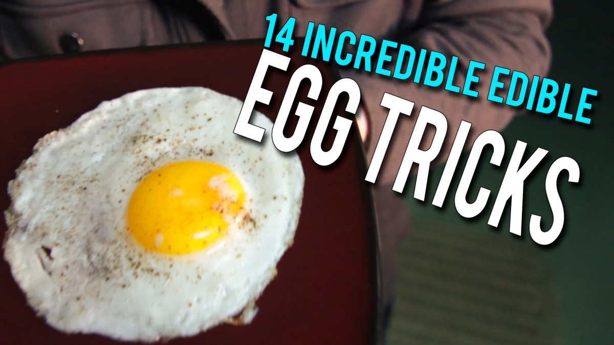Simple tips and tricks for cooking eggs and checking to for Minimalist tips and tricks