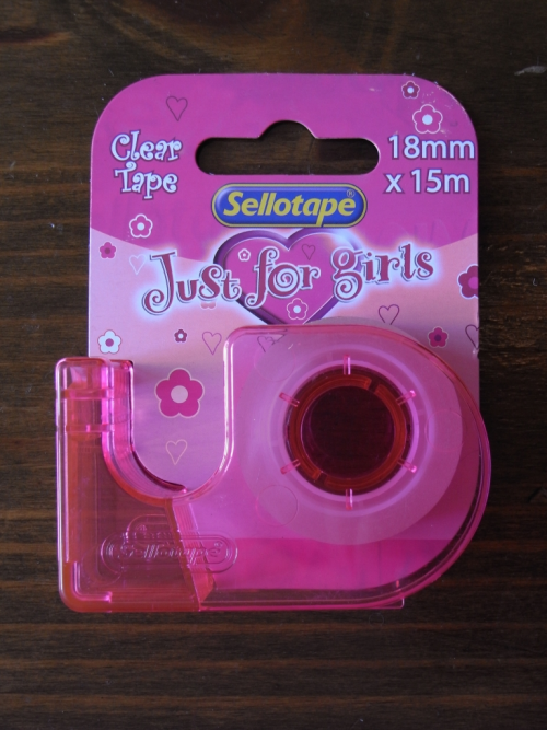 Tape for girls