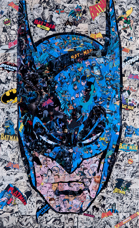 BATMAN (head)