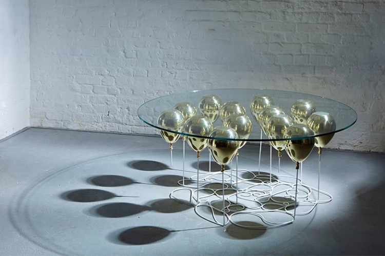 UP Balloon Table by Duffy London