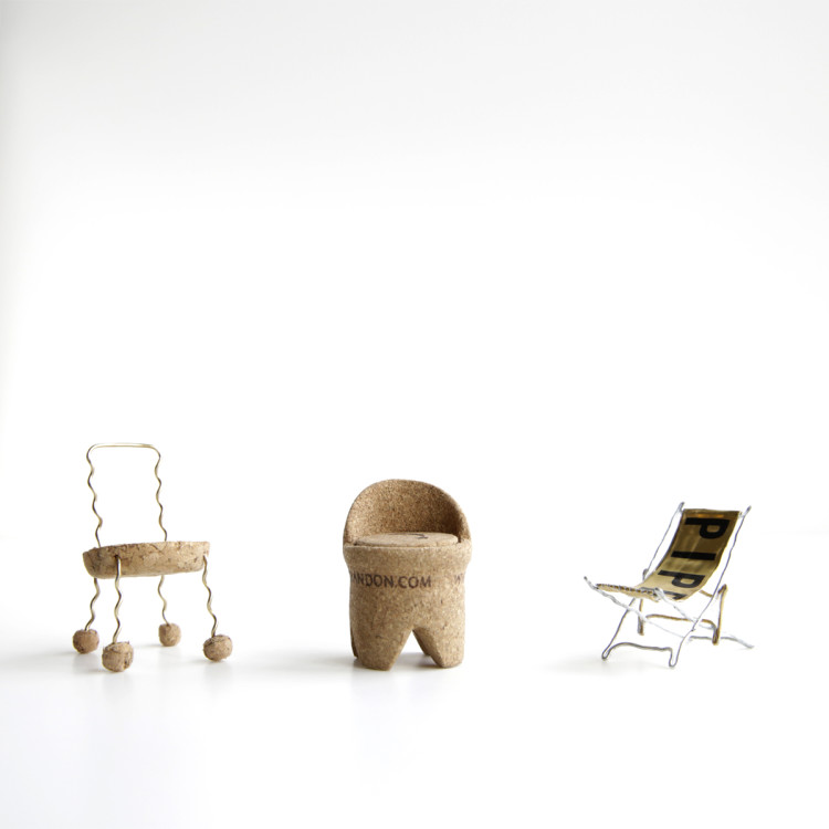Design Within Reach Champagne Chair Contest