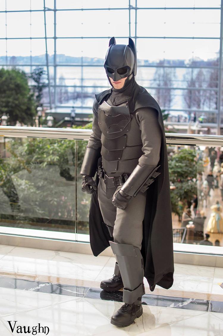 Custom Batsuit