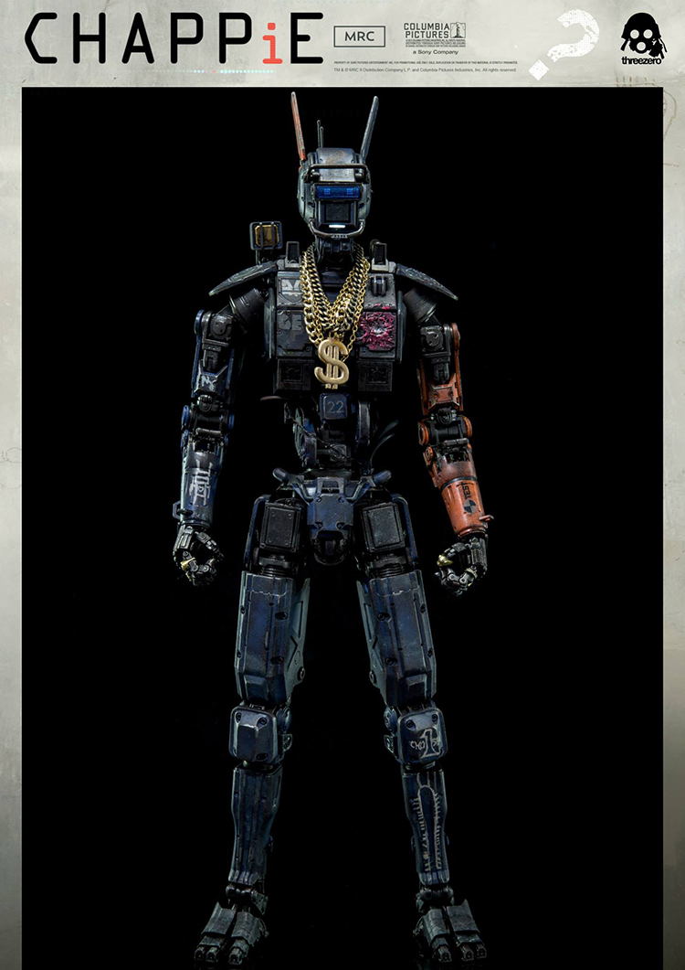 Chappie collectible