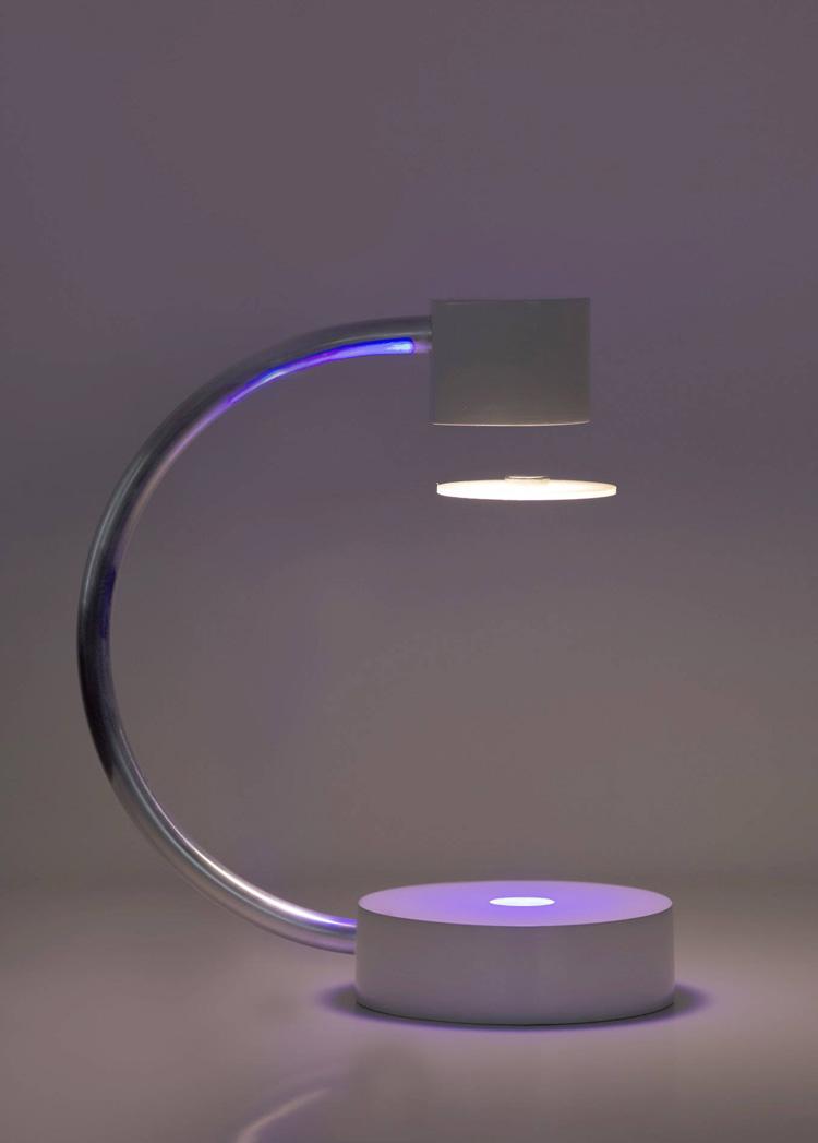 LUNALUXX Levitating Lamp